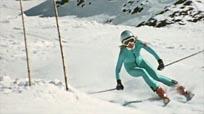 Canada Vignettes: Skier