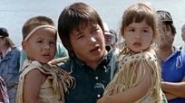 Mi'kmaq Family - Migmaoei Otjiosog